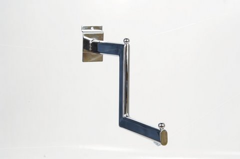 10535 Slatwall Step Arm (F535)
